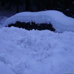 Ubytování Rusava - zima
